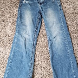Boys Axel bootcut jeans size 12